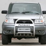 Виды навесного оборудования на УАЗ Патриот