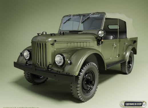 История автомобилей УАЗ. Часть 3.