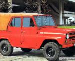История автомобилей УАЗ. Часть 4.