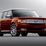 Ожидается презентация новой модификации внедорожника Ford Flex.