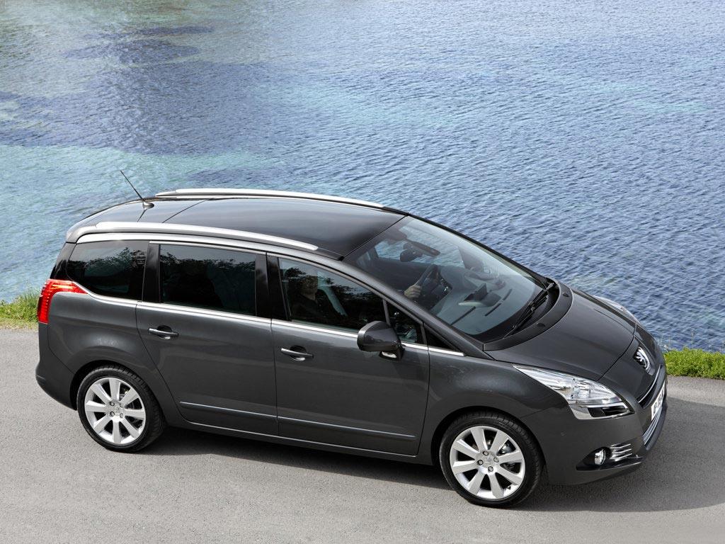 3. Представлена на всемирное обозрение новая модель Peugeot 5008