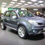 Рестайлинговый Renault Koleos уже в России