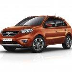 В России дан старт обновленному Renault Koleos