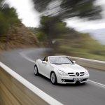 Новая модель Mercedes Benz B25 AMG была замечена фотошпионами