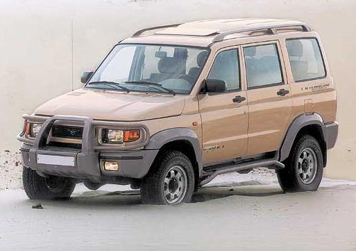 УАЗ Симбир – что нового в конструкции внедорожника. Часть 2.
