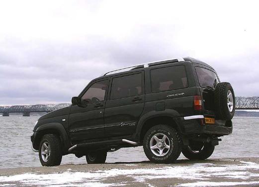 УАЗ Симбир – что нового в конструкции внедорожника. Часть 3.