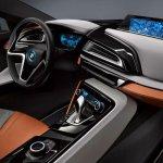 BMW представляет новый гибридный спорткар