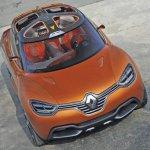 Renault выпустит новый кроссовер