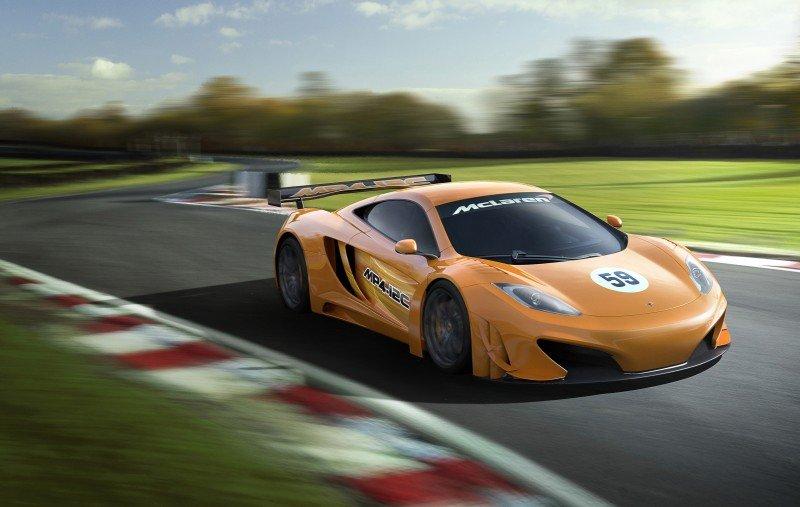 McLaren серии MP4-12C прошел модернизацию и стал мощнее