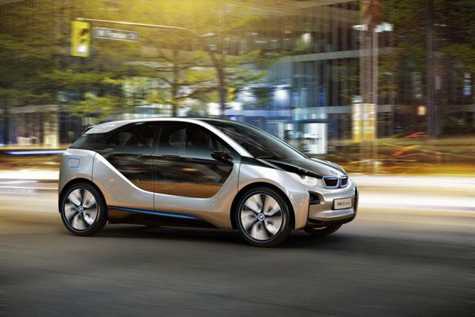 Компания BMW смотрит в будущее