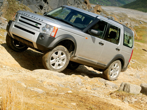 Ремонт машины Land Rover – проблемы и их решения
