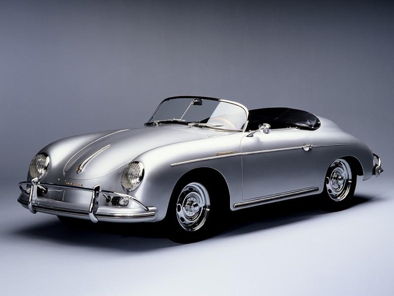 Обзор Porsche 356