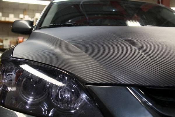 Автомобиль и карбон — общие точки соприкосновения
