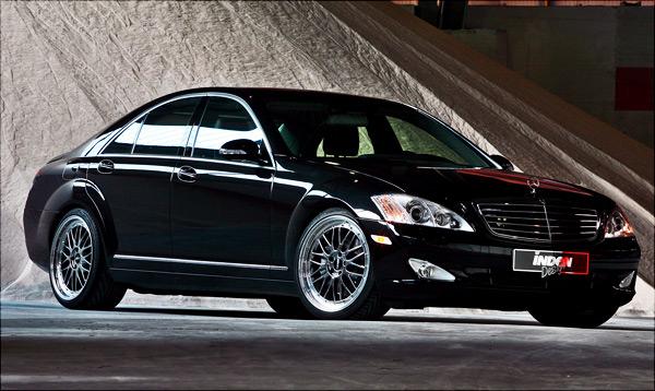 Обзор Mercedes s500