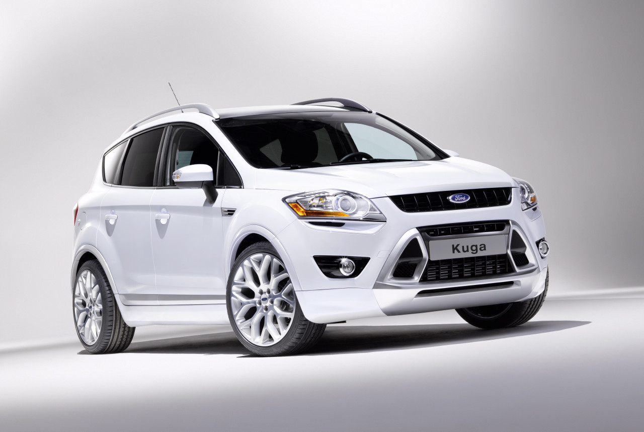 Обзор Ford Escape 2012