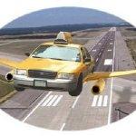 Заказ такси из аэропорта