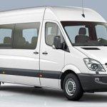 Как заказать микроавтобус в Санкт-Петербурге