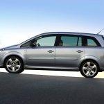 Обзор обновленного Opel Zafira