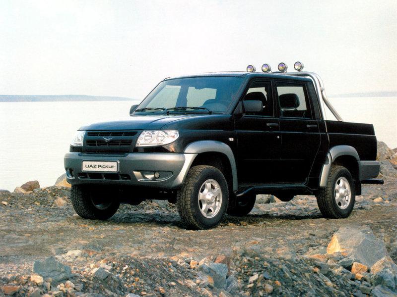 Российский пикап от УАЗ – новое слово на рынке автомобилей
