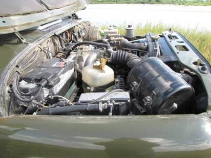 Предпусковой подогреватель двигателя уаз патриот