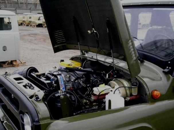 Особенности ремонта двигателя УАЗ Хантер