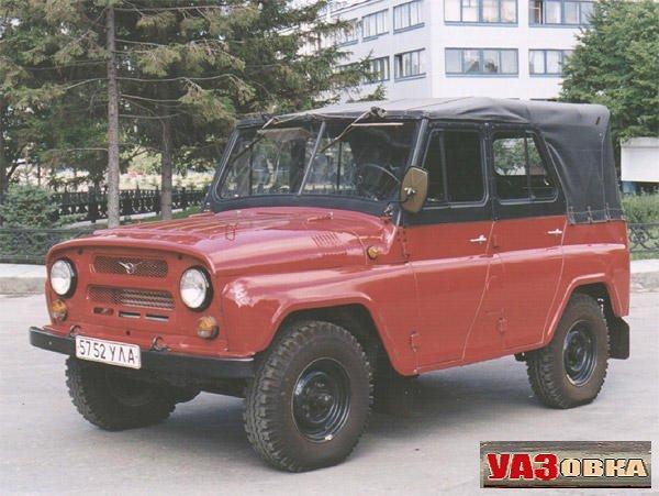 Кто пришёл на смену УАЗ 469?