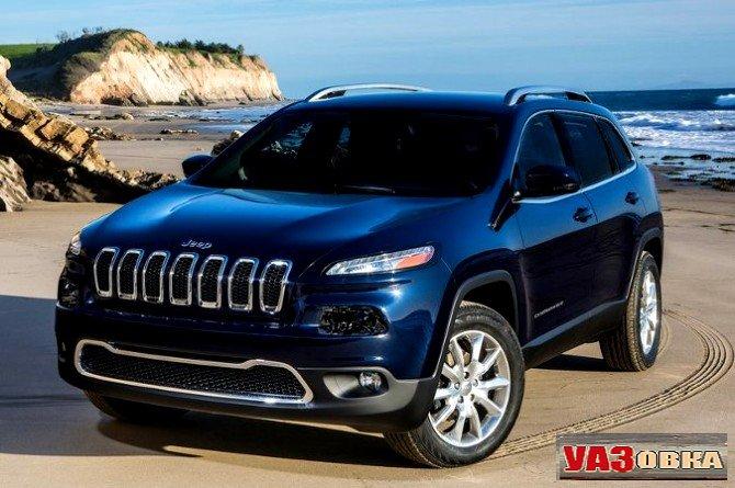Неудача с Jeep Cherokee 2014