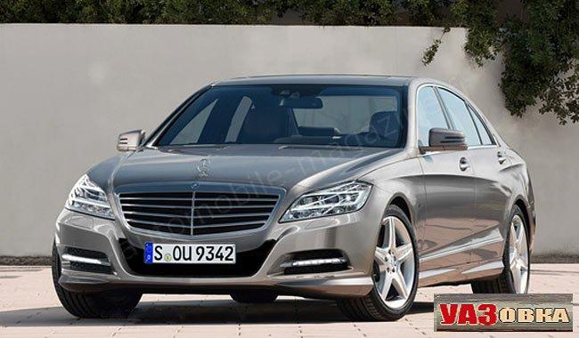 Новый Mercedes S-Class – сила и удобство а одном автомобиле