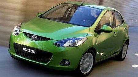 Новика от Mazda