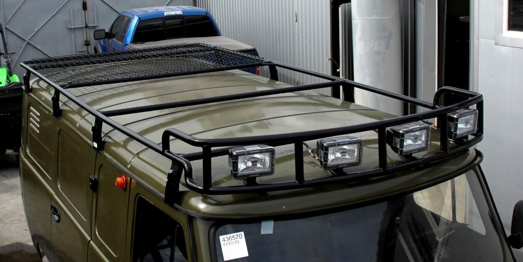 Багажник на крышу уаз 469 своими руками 284