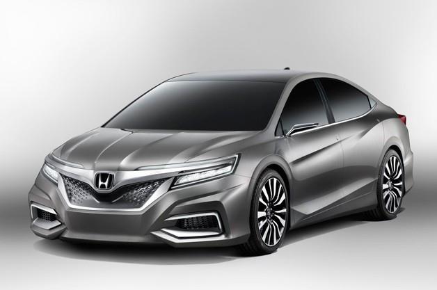 Серийный Honda Concept C
