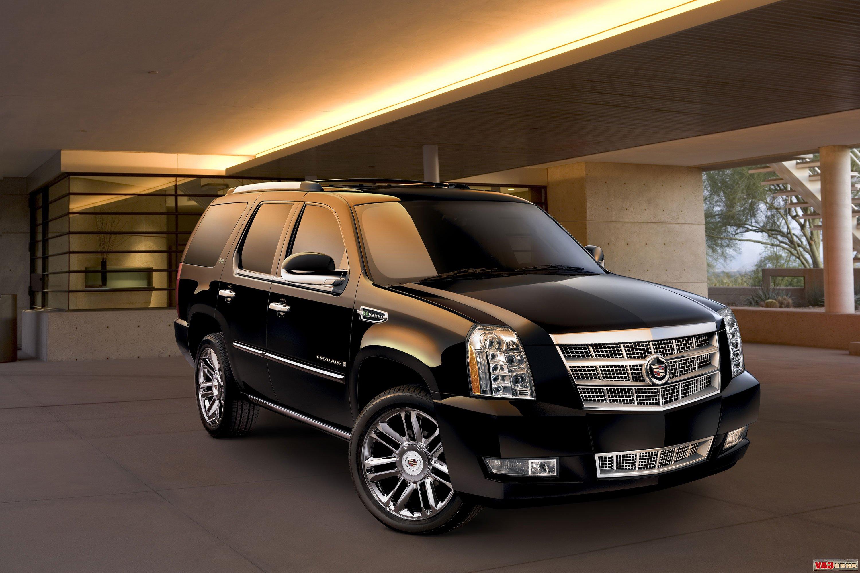 Внедорожник Cadillac Escalade 2014