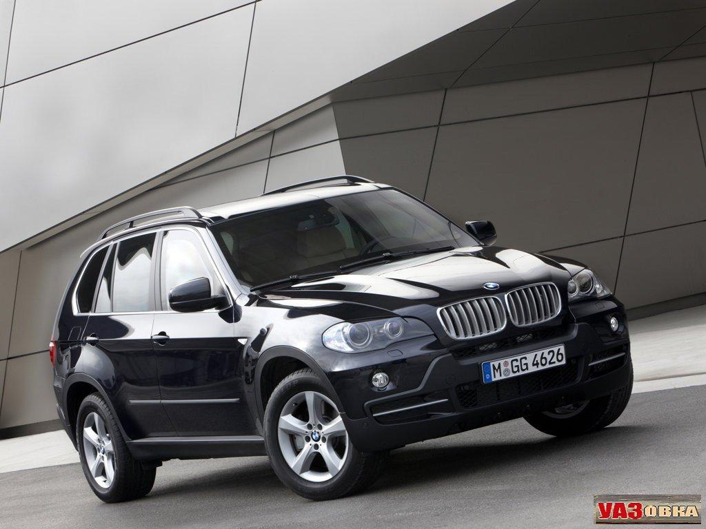 BMW X5 – машина с характером