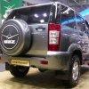 Обзор автомобиля УАЗ-Патриот 2015-го модельного года