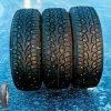 Качественные зимние шины известных производителей